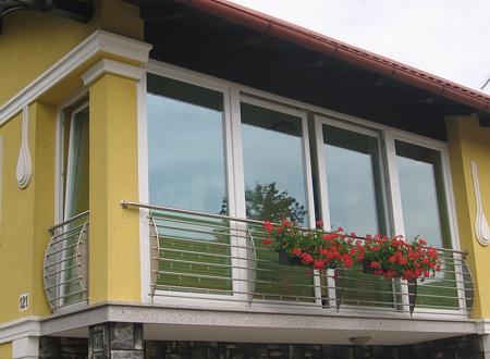 PVC okna